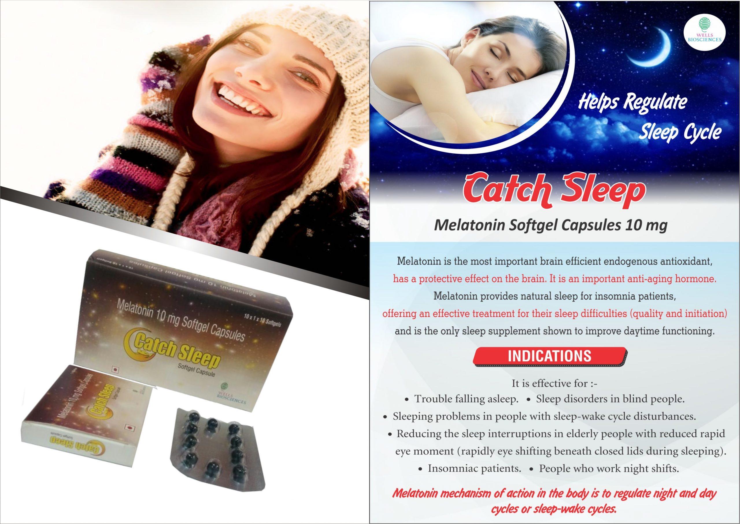 Catch Sleep