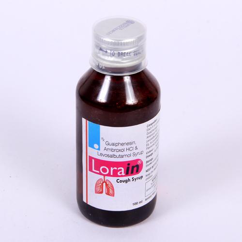 Lorain Syrup