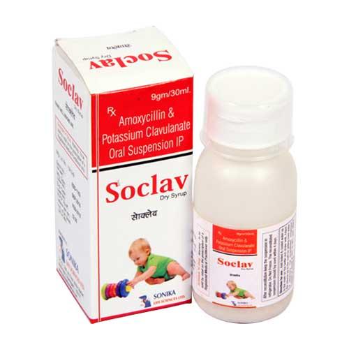 SOCLAV-D.SYRUP