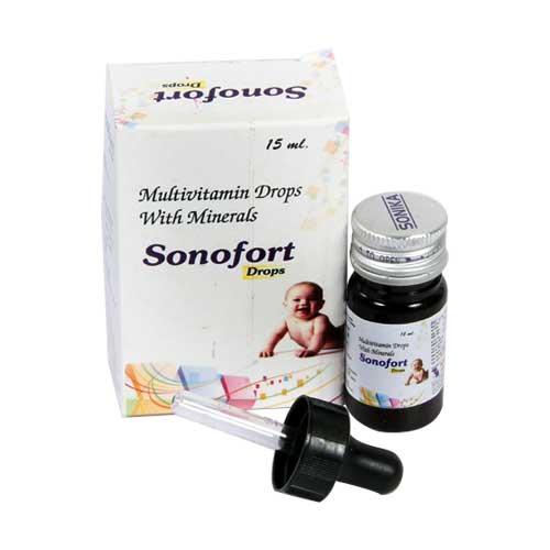 SONOFORT-DROP