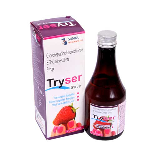 TRYSER-SYRUP