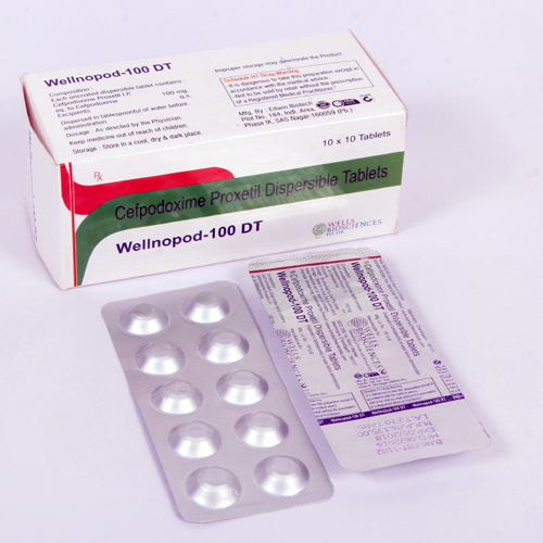 WELLNOPOD-100 DT TAB.