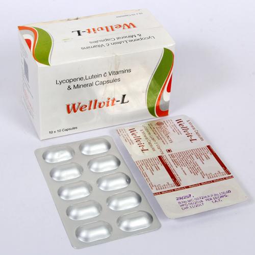 WELLVIT-L CAPS.