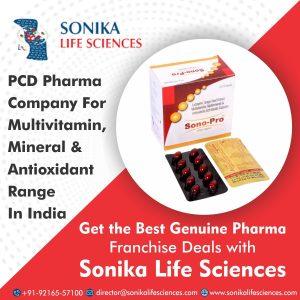 Multivitamin, Mineral & Antioxidant PCD Company